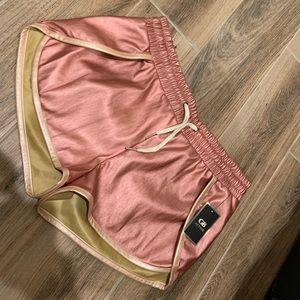 NWT. Gianni bini. Pink faux leather.